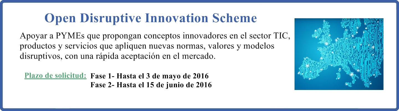 Open Disruptive Innovation